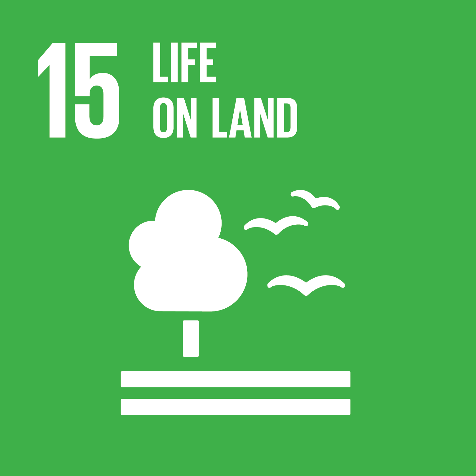 Sustainable Development Goal 15 icon